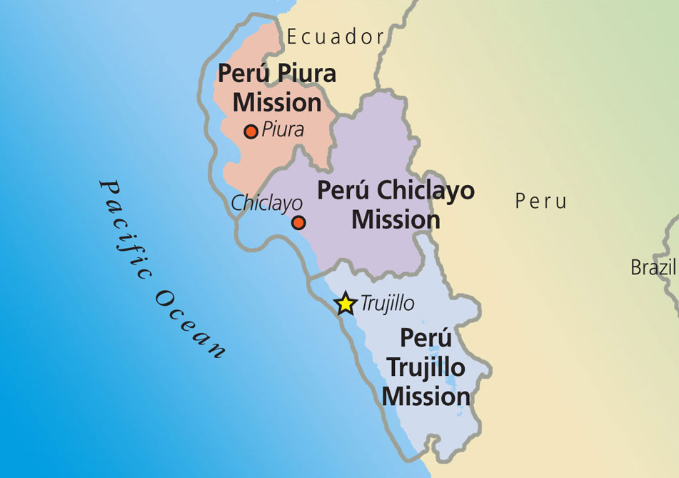 Peru Piura Mission Home